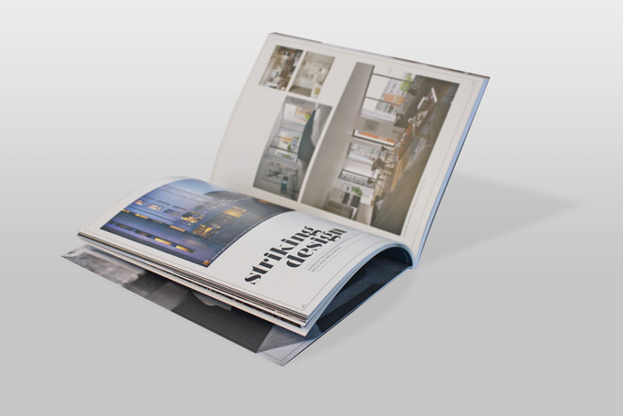 Oversized A4 Brochures
