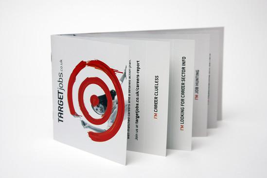 Bespoke Stepped Booklet