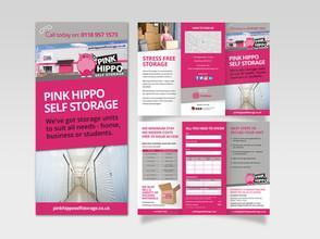 6- Page DL Leaflets