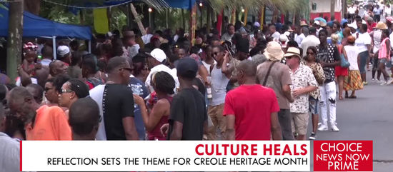 REFLECTION SETS THE THEME FOR CREOLE HERITAGE MONTH