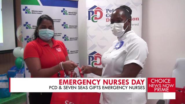 PCD & SEVEN SEAS GIFT EMERGENCY NURSES