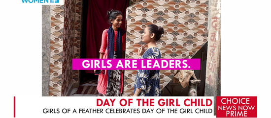 GIRLS OF A FEATHER CELEBRATES DAY OF THE GIRL CHILD