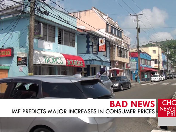 IMF PREDICTS MAJOR INCREASES IN CONSUMER PRICES
