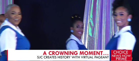SJC CREATES HISTORY WITH VIRTUAL PAGEANT