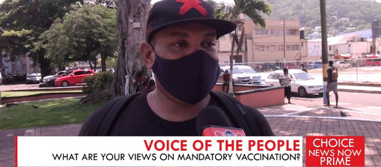 WHAT ARE YOUR VIEWS ON MANDATORY VACCINATION?