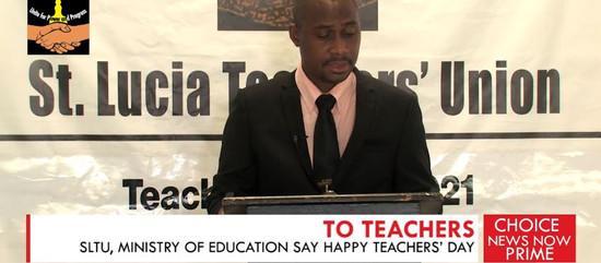 SLTU, MINISTRY OF EDUCATION SAY HAPPY TEACHERS' DAY