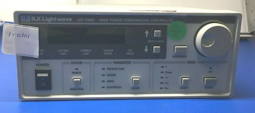 ILX Lightwave LDT-5980 High Power Temperature Controller