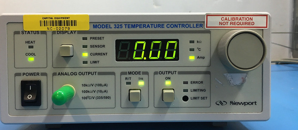 Newport 325 Temperature Controller