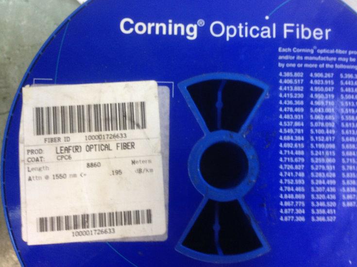 Corning Leaf (R)Optical Bare Fiber 10000 meters /10km