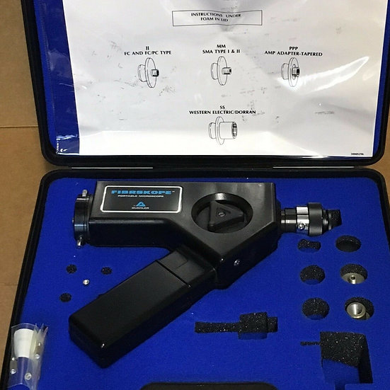 BUEHLER 0801-9505 Fibrskope Portable Microscope