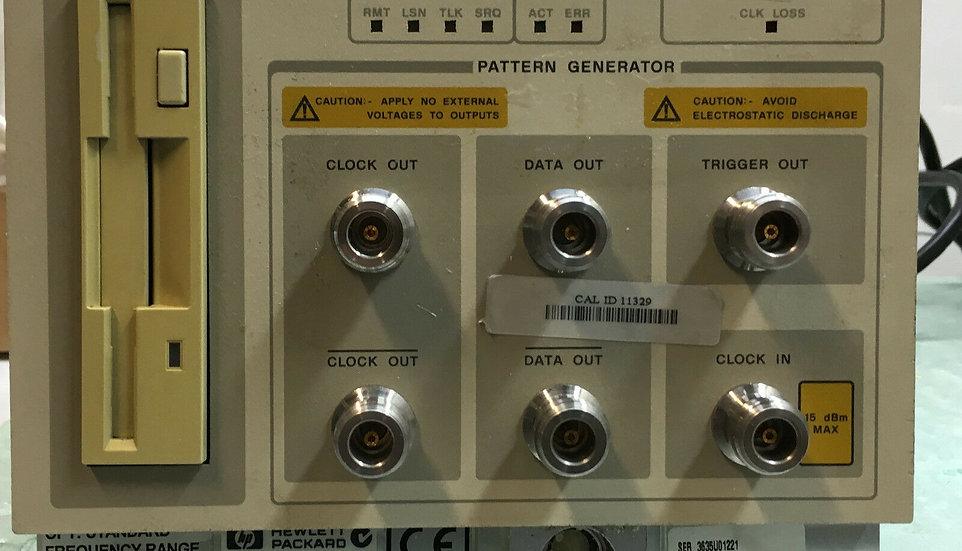 Agilent / HP 70841B Pattern Generator