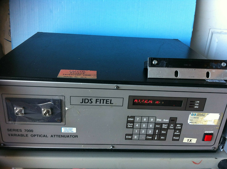 JDS Fitel VA7503-FPL2  Varible optical attenuator