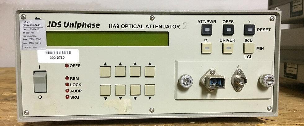JDS Uniphase  JDSU HA9 HA09+20AFA1  Programmable Attenuator