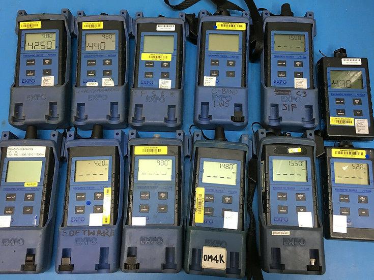EXFO FOT-20A Handheld Power Meter FOT-22AX-SPC / 22AX