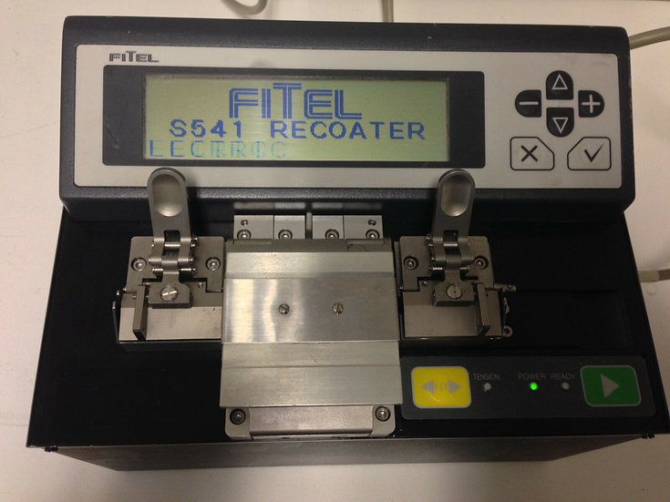 Fitel S541A Fiber Recoater  ALL-IN-ONE RECOATER With Long-Life UV Lamp