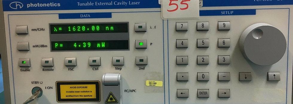 Photonetics Tunics-BT 3648HE 1560 with Opt. C Tunable External Cavity Laser