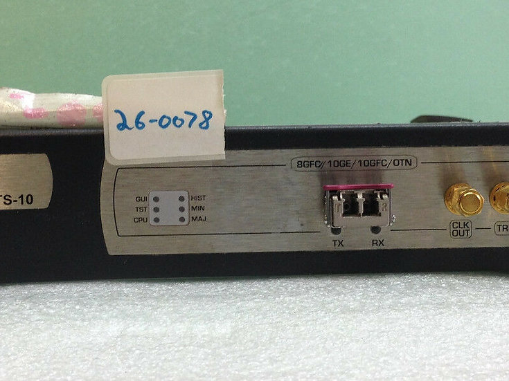 Innocor JDSU TestPoint TS-10 N550-0228-06, N55-022X