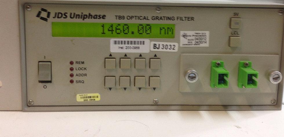 JDS Uniphase TB9  JDSU TB9226-FA Tunable Grating Filter 1460-1575nm