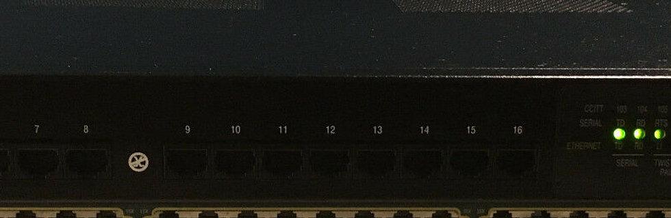 DIGI  500001719-01 PortServer II 16 Rack RJ45