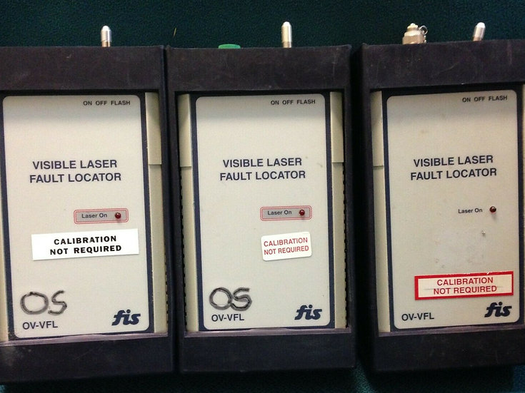FIS OV-VFL Fiber Visible Laser Fault Locator / Sold individually