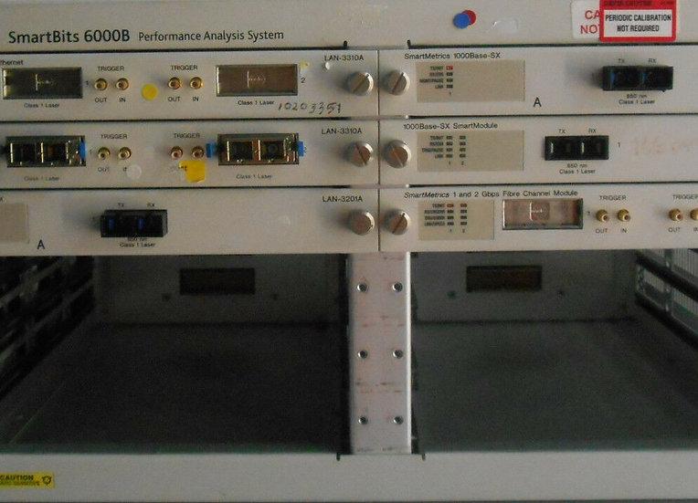 Spirent Smart SMB6000B  mainframe