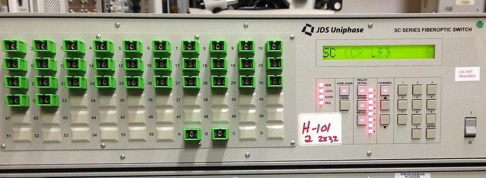 JDS Uniphase SC2E10321+27XF000SU SC Series Fiber Optical Switch