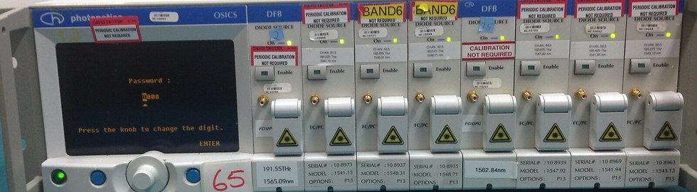 Photonetics Osics  3610RA00 With (8 X DFB)  laser source