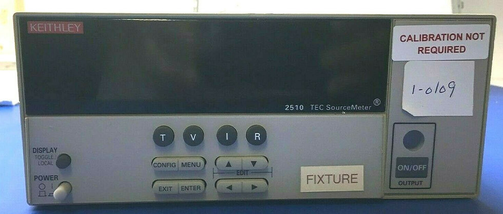 Keithley 2510  TEC AutoTuning TEC Source Meter