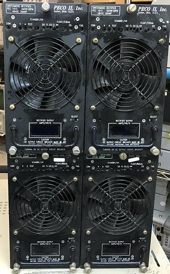 PECO II SM50F48PM SWITCHMODE RECTIFIER 48 VDC 50 AMP