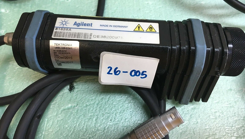 Agilent 81625A High Powered Optical Head Interface