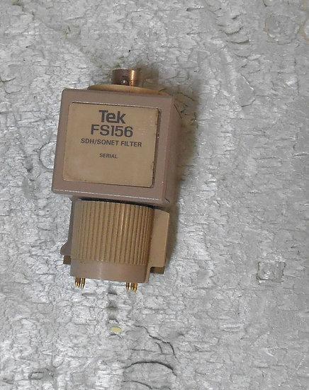 TEKTRONIX FS156 SDH/ SONET FILTER