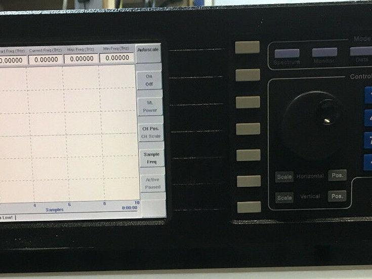 Burleigh WA-7600 Multi-Line Wavemeter w calibration