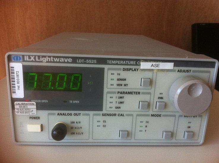 ILX Lightwave LDT5525 Temperature Controller