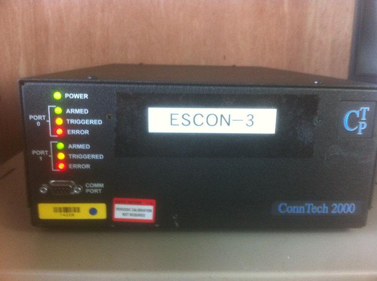 ConnTech 2000 Model E/FC Rev. A Analyzer, BERT Tester