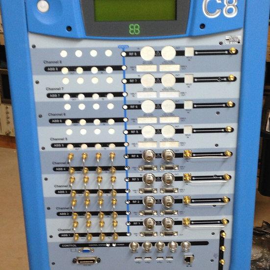 Elektrobit PropSim-C8  wideband multichannel simulator