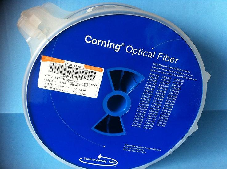 Corning Single Mode fiber SMF-28 Optical Bare Fiber 15000 m  / 15km