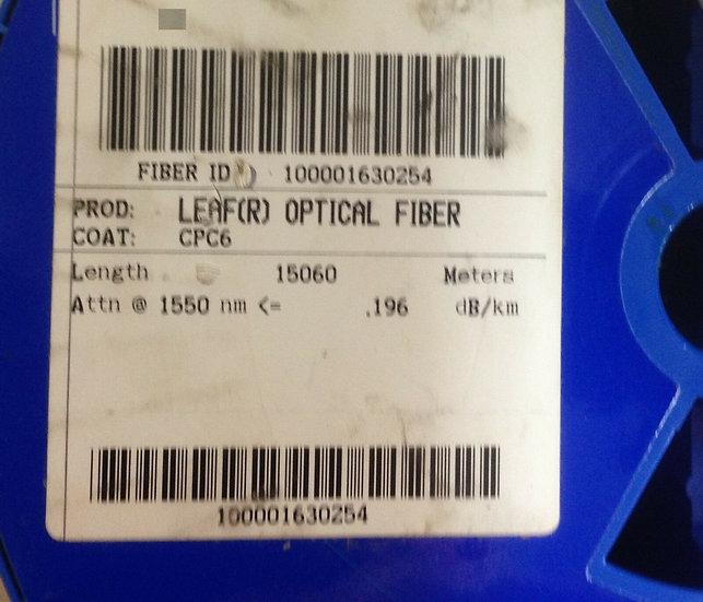 Corning Leaf (R)Optical Bare Fiber 15000 meters /15km