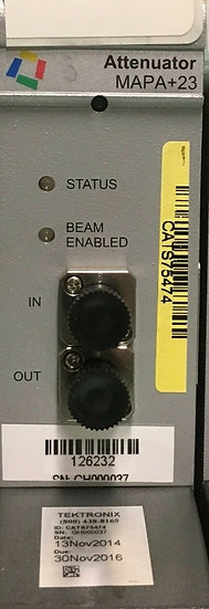 JDS Uniphase MAPA+2370100FP Optical Attenuator Module