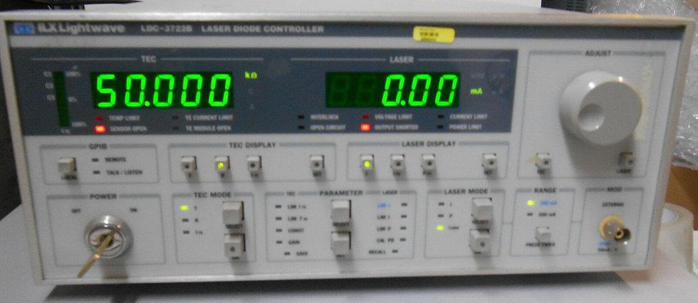 LX Lightwave LDC-3724 Laser Diode Controller