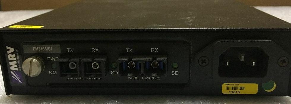 MRV EM316S/S1 Single Mode / Multi Mode Module