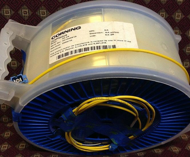 Corning fiber SMF-28(Tm)  Bare Fiber 25000 m  / 25 km with both ends connectors