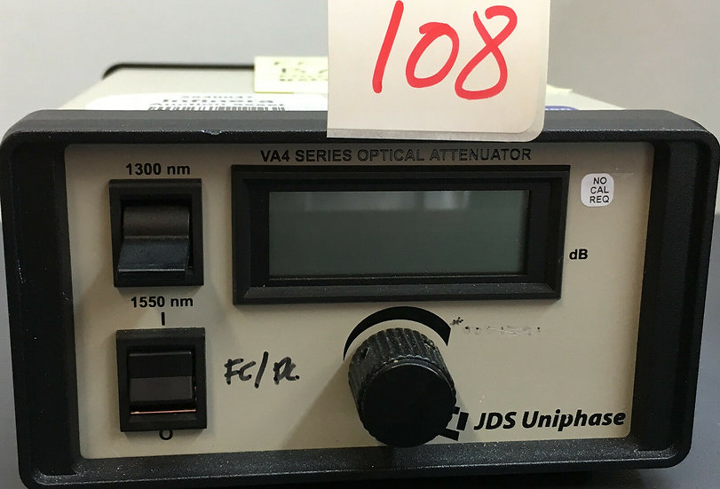 JDSU VA4  Optical Attenuator FOR PARTS