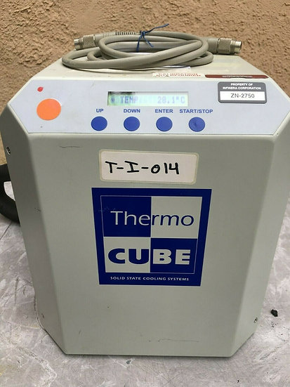 Thermo Cube Cooling System Solid State Cooling 400-10-1-RS AS IS