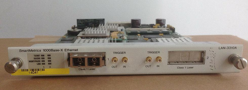 Spirent Smartbits LAN-3310A 2-Port 1000SX Module for SMB6000B/C