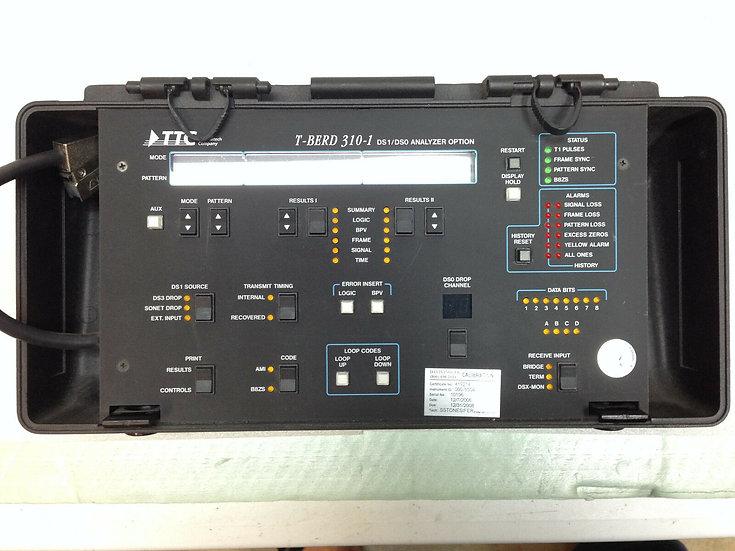 TTC T-BERD 310-1 DS1/DSO Analyzer