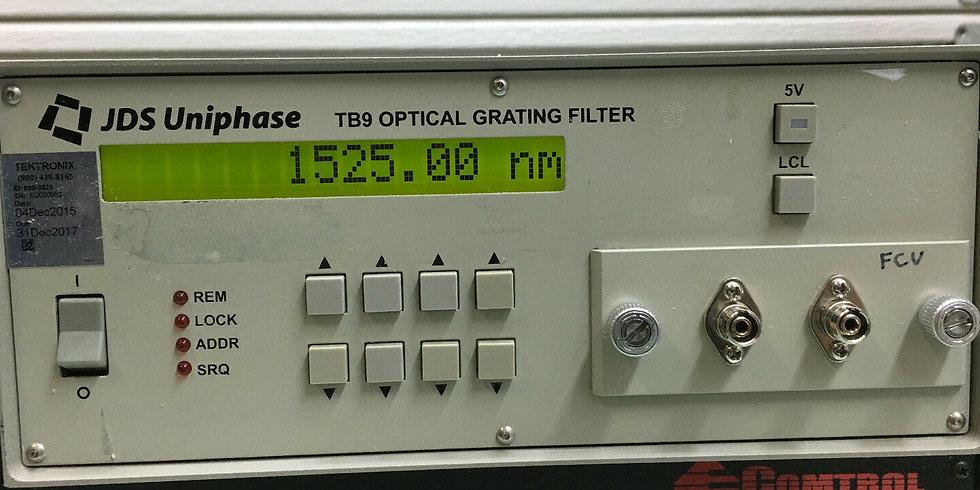 JDS Uniphase TB9  JDSU TB9226-Z-FP Tunable Grating Filter 1460-1570nm