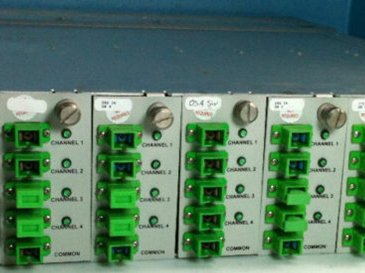 JDSU  MTA100 Attenuator mainframe W/8 1x4 SAMTA200