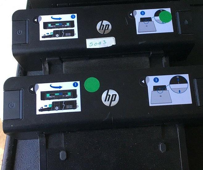 HP  230W Docking Station A7E34UT#ABA