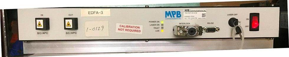 MPB 1RU-P27F AC-2-CB Fiber Amplifier Pre-amplifier Booster