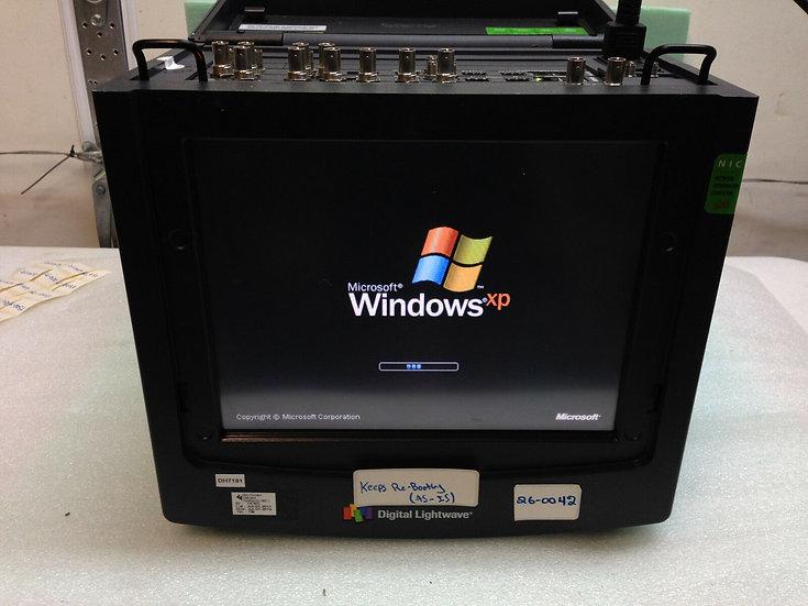 Digital Lightwave NIC NXG ALLN88NL81B PORTABLE NETWORK INFORMATION